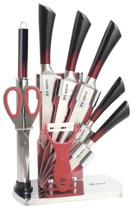 Набор кухонных ножей RAINSTAHL 8005-09, синий