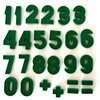 Набор букв и цифр Десятое королевство Магнитная азбука 00849