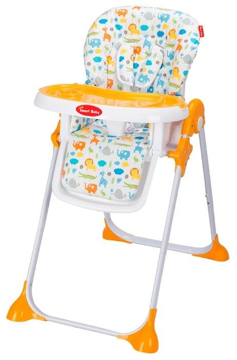 Стульчик для кормления Smart Baby Сафари