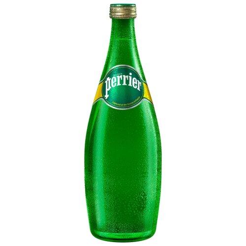 Минеральная вода Perrier газированная, стекло, 0.75 л минеральная вода от изжоги при беременности