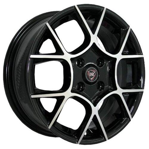 Колесный диск NZ Wheels F-26 6.5x16/4x100 D60.1 ET50 BKF колесный диск nz wheels f 29 6 5x16 4x100 d60 1 et50 bkf