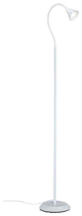 Настольная светодиодная лампа Artstyle TL-501W, белый, напольный светодиодный светильник (торшер), 7 Вт, 4000 К