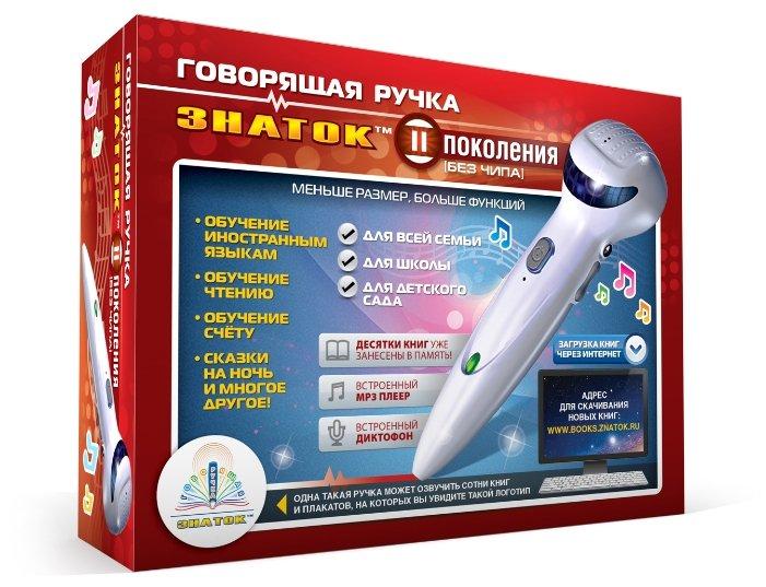 Говорящая ручка Знаток II поколения 4 Гб (ZP-70189)