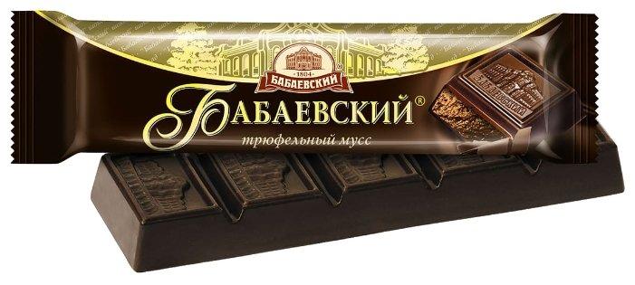 Батончик Бабаевский с начинкой Трюфельный мусс, 43 г