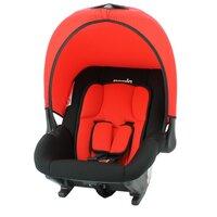 Автокресло детское Nania Baby Ride ECO (red) красный/черный (377216)