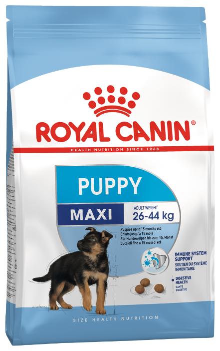 Сухой корм Royal canin Maxi Junior AGR 32 корм сухой для щенков крупных пород, 15 кг, 15 кг
