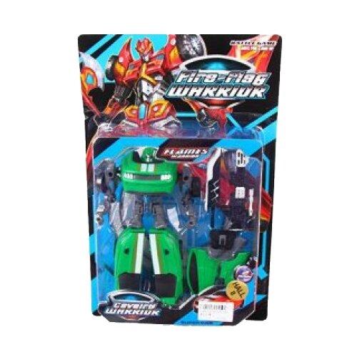 Купить Трансформер Shantou Gepai Робот-машина HF328-1/3AB зеленый, Роботы и трансформеры