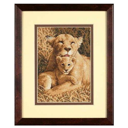 Купить Dimensions Набор для вышивания крестиком A Mother's Pride (Материнская гордость) 13 х 18 см (65075), Наборы для вышивания