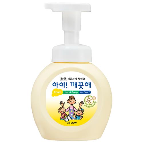 Мыло-пенка CJ Lion Ai-Kekute Sensitive для чувствительной кожи, 250 млМыло<br>