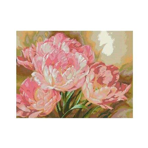 Купить Dimensions Набор для вышивания крестиком Трио тюльпанов 41 х 30 см (35175), Наборы для вышивания