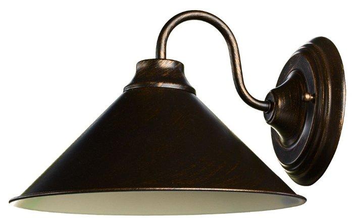 Настенный светильник Arte Lamp Bevel A9330AP-1BR