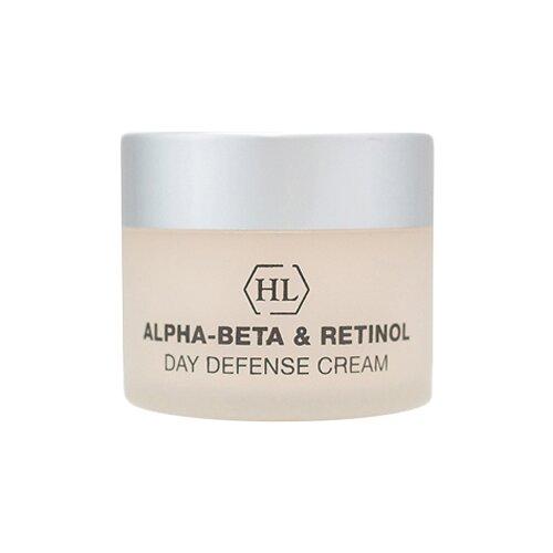 Holy Land Alpha-Beta With Retinol Day Defense Cream Дневной защитный крем с ретинолом для лица, шеи и области декольте, 50 мл alpha complex active cream holy land