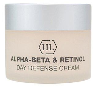 Holy Land Alpha-Beta With Retinol Day Defense Cream SPF 30 Дневной защитный крем с ретинолом для лица, шеи и области декольте — купить по выгодной цене на Яндекс.Маркете