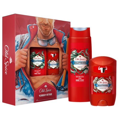 Набор Old Spice Wolfthorn old