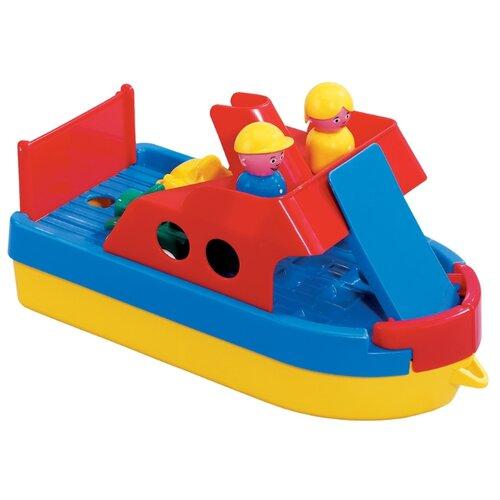 Игрушка для ванной Viking Toys Паром alex toys игрушка для ванной водяная дудочка