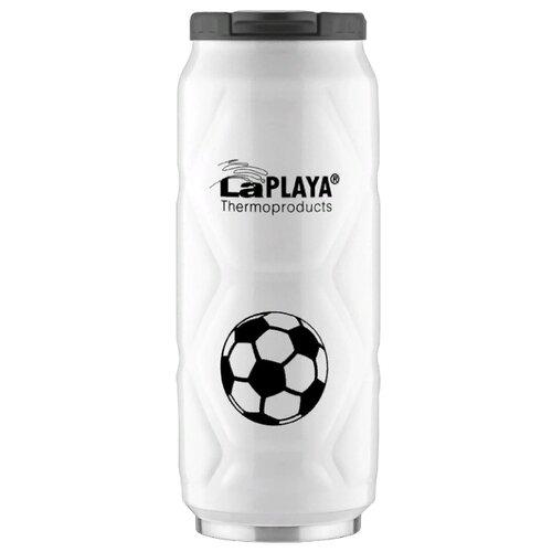 Термокружка LaPlaya Football can (0,5 л) whiteТермосы и термокружки<br>