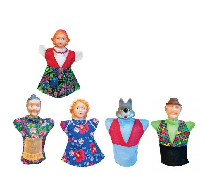 Русский стиль Кукольный театр Красная шапочка, 11065
