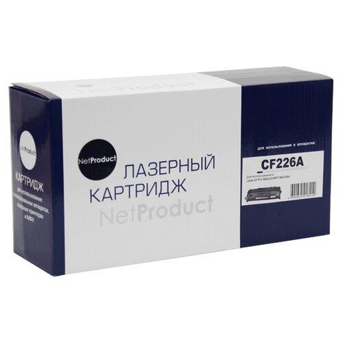 Фото - Картридж Net Product N-CF226A, совместимый картридж hp cf226a