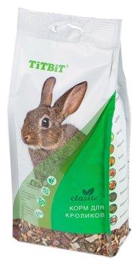 Корм для кроликов Titbit Classic