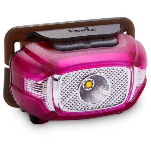 Налобный фонарь Fenix HL15 пурпурный налобный фонарь fenix hl15 cree xp g2 r5 neutral white черный