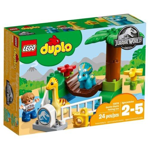 Купить Конструктор LEGO Duplo 10879 Парк динозавров, Конструкторы