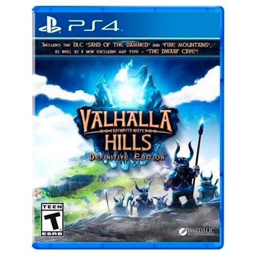 Игра для PlayStation 4 Valhalla Hills: Definitive Edition, русские субтитры
