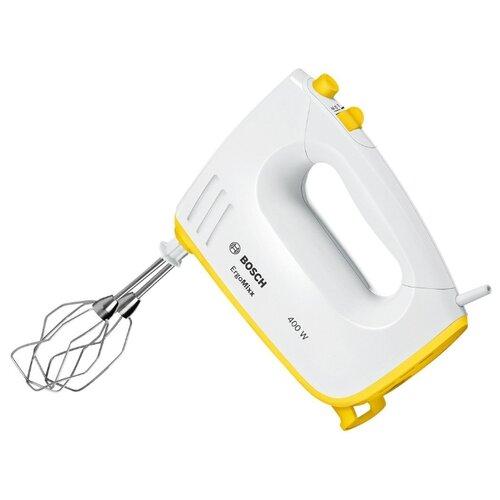 Миксер Bosch MFQ36300Y, белый/желтый bosch tda2325 желтый
