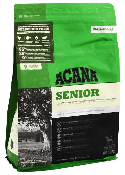 Корм для собак Acana Senior All Breeds
