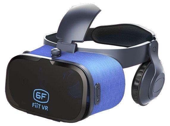 Очки виртуальной реальности для смартфона FIIT VR 6F фото 1