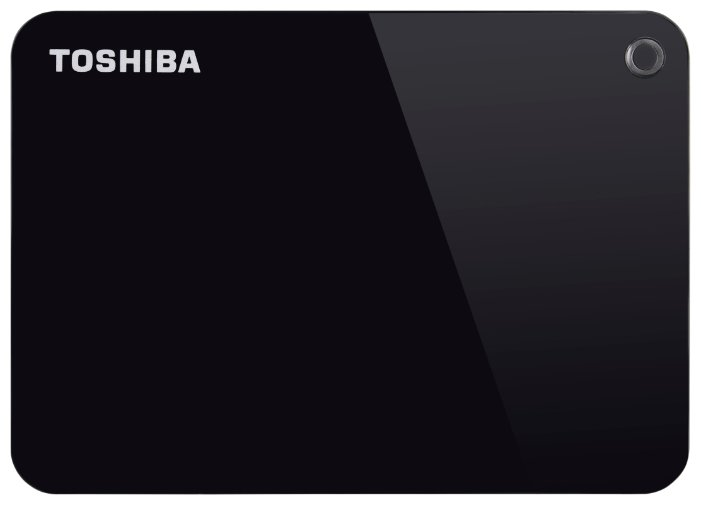 Внешний жесткий диск Toshiba Canvio Advance 4TB