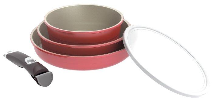 Набор посуды Frybest SPLENDID SS-005 5 пр.