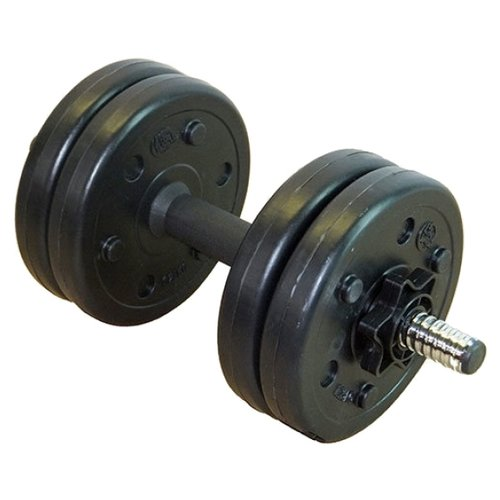 Гантель разборная Lite Weights 3101CD 5 кг бодибар lite weights 33 х 1200 мм 6 кг