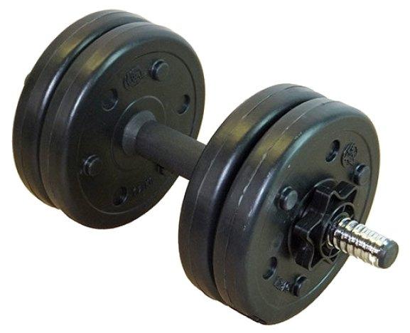 Гантель разборная Lite Weights 3101CD 5.5 кг