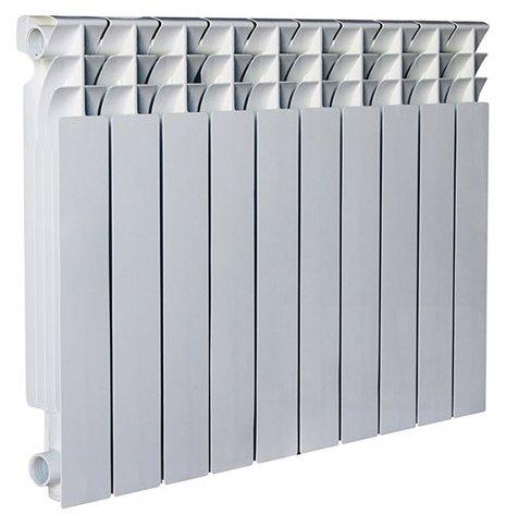 Радиатор секционный алюминий Oasis Al 500/80