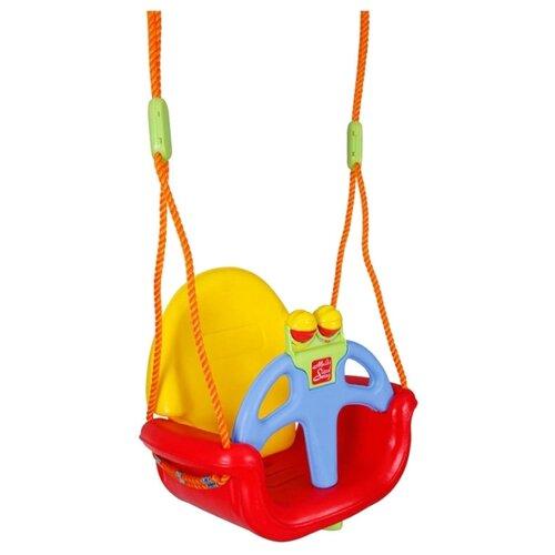 Pilsan Качели подвесные Melody Swing (06-118-T) красно-желтый