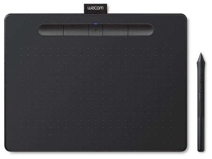 Графический планшет WACOM Intuos S Bluetooth (CTL-4100WLK-N/CTL-4100WLE-N)