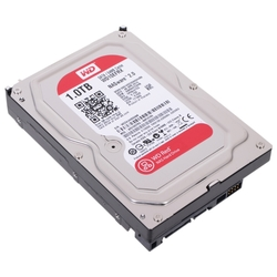 Жесткий диск Western Digital WD Red 1 TB (WD10EFRX)