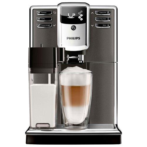 Кофемашина Philips EP5064 Series 5000 антрацит кофемашина автоматическая philips ep 5030 10 series 5000 lattego