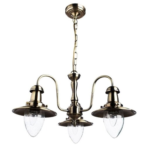 Люстра Arte Lamp Fisherman A5518LM-3AB, E27, 180 Вт