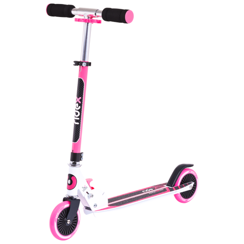 Городской самокат Ridex Rapid 125 мм розовый