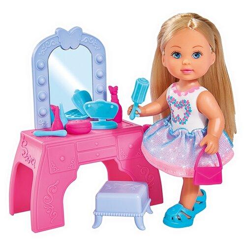 Купить Кукла Simba Еви с туалетным столиком, 12 см, 5733231, Куклы и пупсы