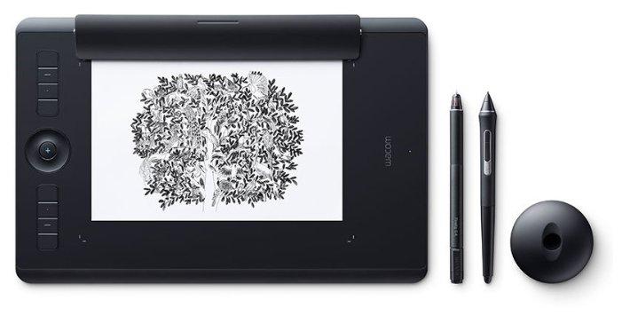 Графический планшет WACOM Intuos Pro Medium Paper Edition (PTH-660P) + Corel Painter 2018