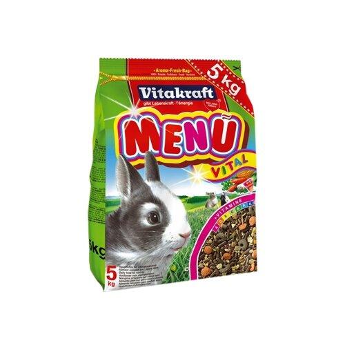Корм для кроликов Vitakraft Menu Vital 5000 г