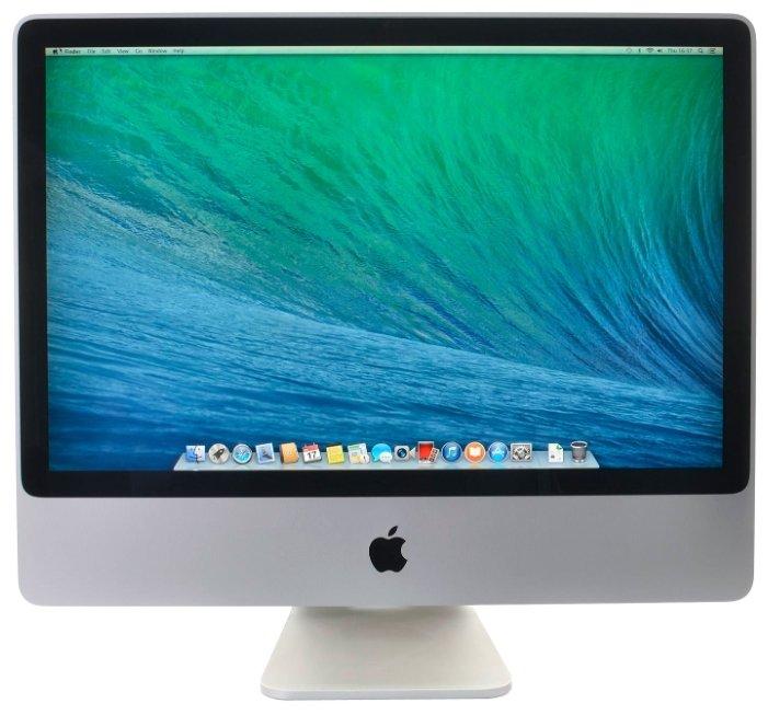 Моноблок 24`` Apple iMac (середина 2007 г.)