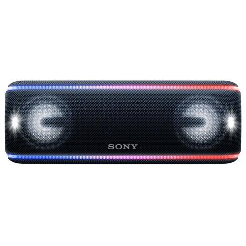 цена на Портативная акустика Sony SRS-XB41 black