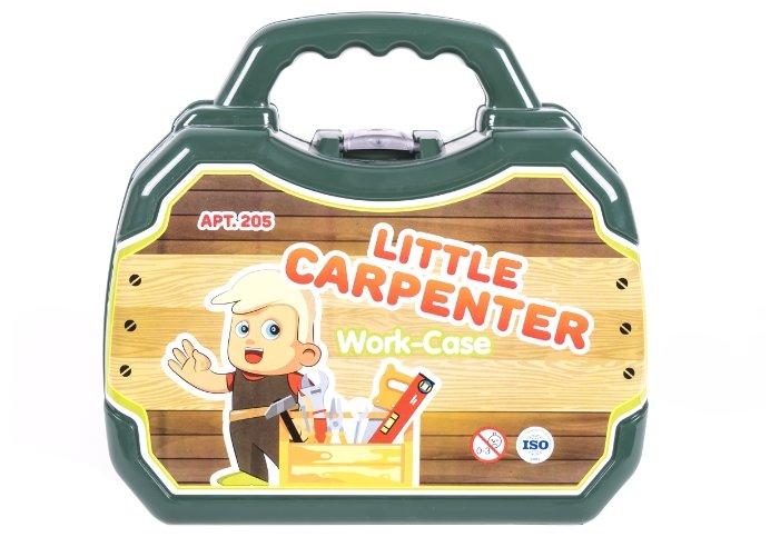 Orion Toys Набор Столяра в чемодане 205