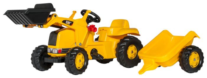 Веломобиль Rolly Toys Kid CAT (023288)