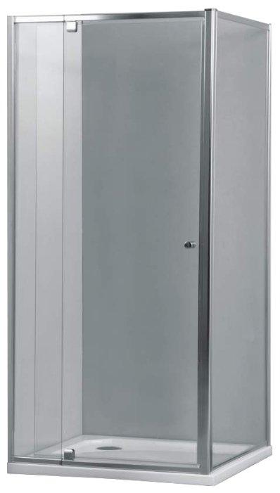 Душевое ограждение (боковая часть) Good Door LATTE SP-90 -C-WE 90 см
