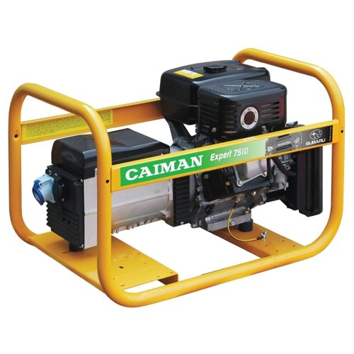 Фото - Бензиновый генератор Caiman Expert 7510X (6500 Вт) привод бензиновый caiman csvh e для виброрейки поставляется без рейки арт csvh e