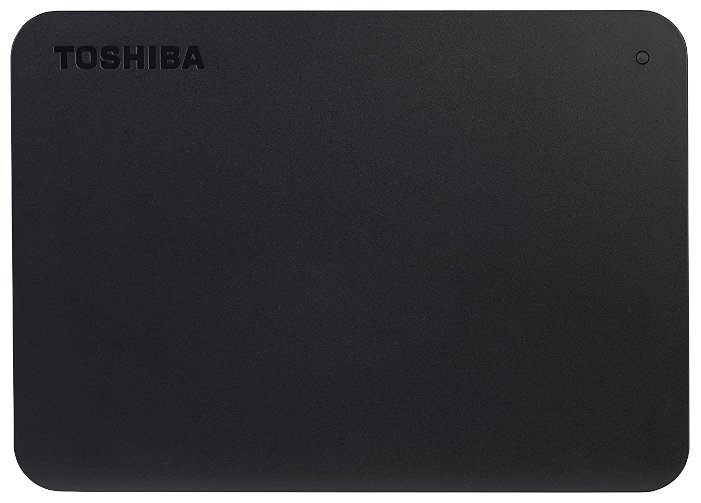 Внешний HDD Toshiba Canvio Basics (new) 2 ТБ